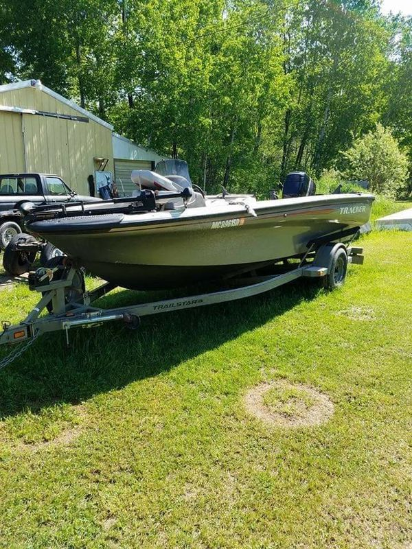 Tracker Tundra 18 Ft For Sale In Marion Mi Offerup