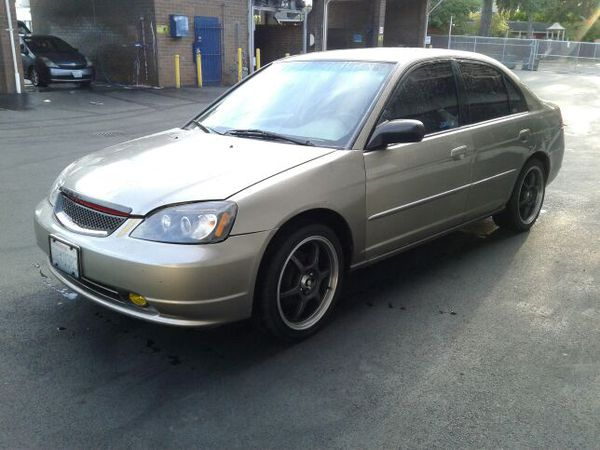 03 Honda Civic 1 7 Manual For Sale In Seattle Wa Offerup
