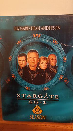 Stargate SG-1 Season 7 DVDs for Sale in VA, US