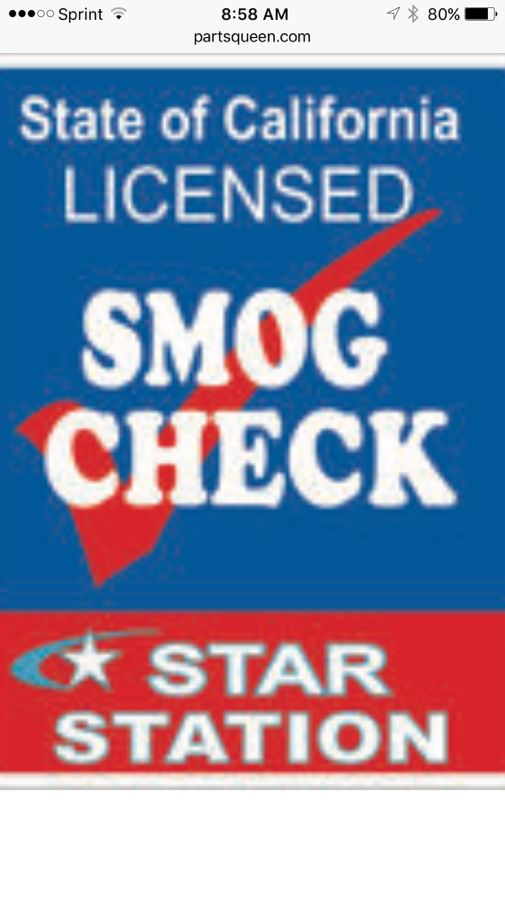 Smog check $35 any car we\'re star station certified for Sale in ...