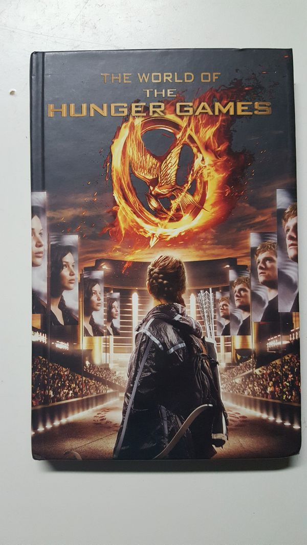 hunger games books for sale