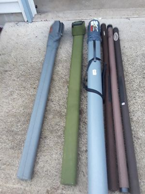 Fishing rod cases for Sale in Vancouver, WA