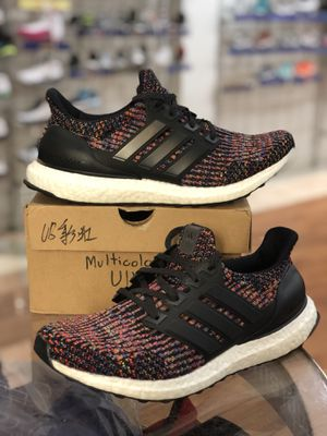 Multi Color Ultraboost 3.0 size 8.5 for Sale in Silver Spring, MD