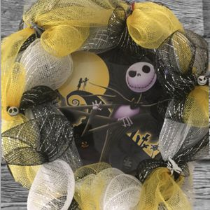Nightmare Before Christmas Wreath for Sale in Martinsburg, WV