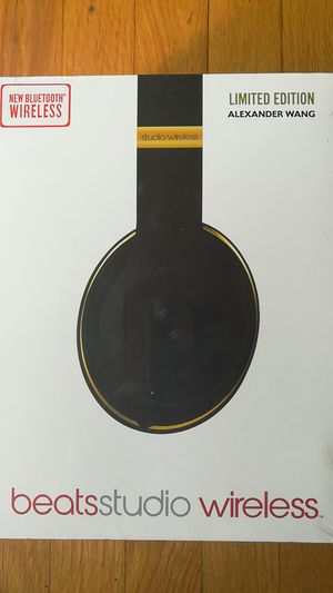 Beats Studio special edition wireless for Sale in College Park, MD