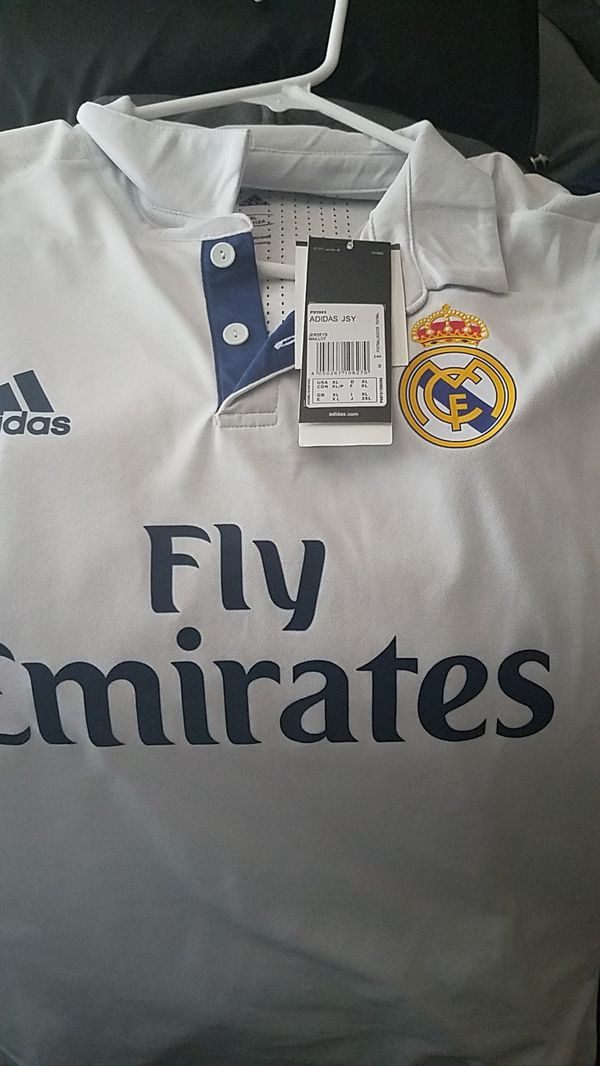 reputable site 6361c 3bb0d Real Madrid Jersey for Sale in El Mirage, AZ - OfferUp