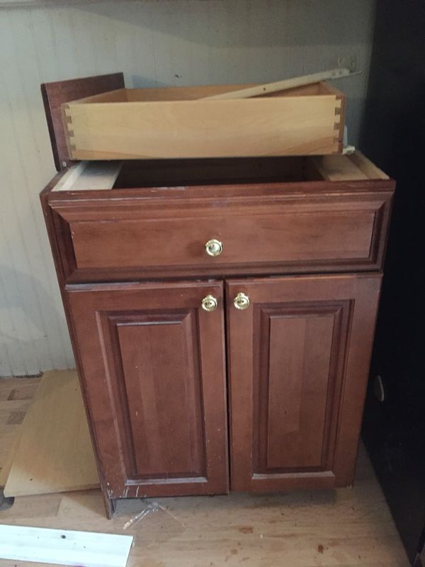 Kitchen cabinets cherry wood for Sale in Philadelphia, PA ...