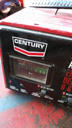 Battery charger Thumbnail