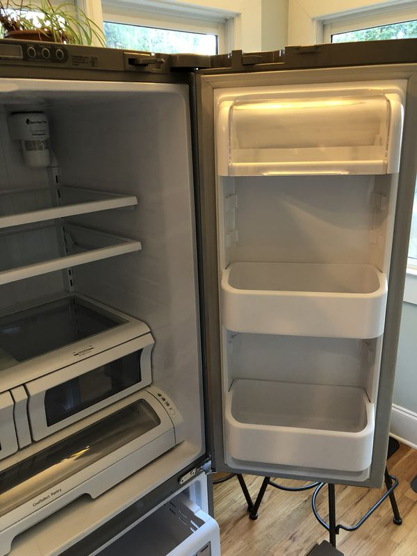 samsung rf266 series refrigerator make an offer for sale in