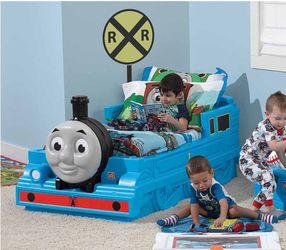 Thomas Train Bed Thumbnail