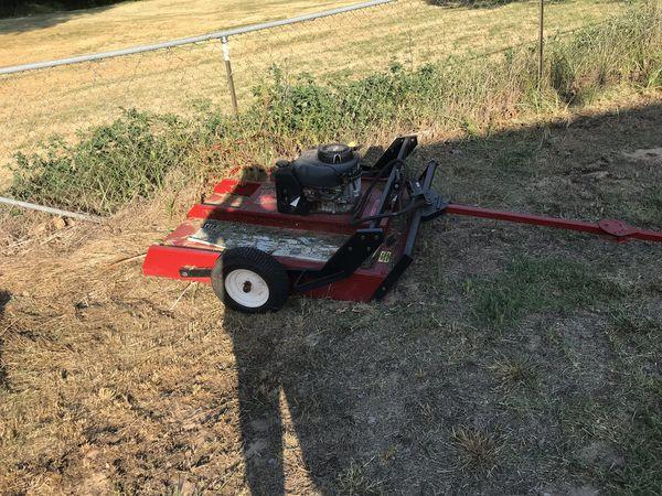 Atv Utv Pull Behind Mower Brush Hog