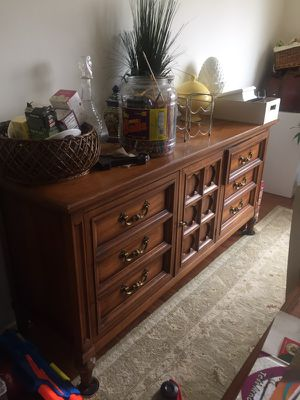 Antique sideboard for Sale in Woodbridge, VA