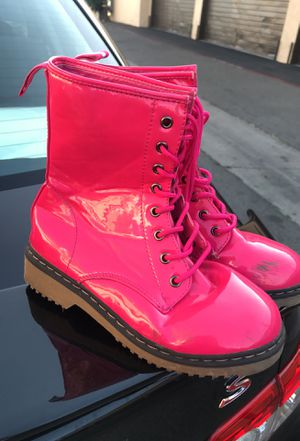 New and Used Pink boots for Sale in La Verne, CA OfferUp