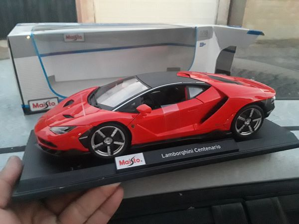 Diecast Lambo Centenario 1 18 1 18 Lots Of More Cars On My Page