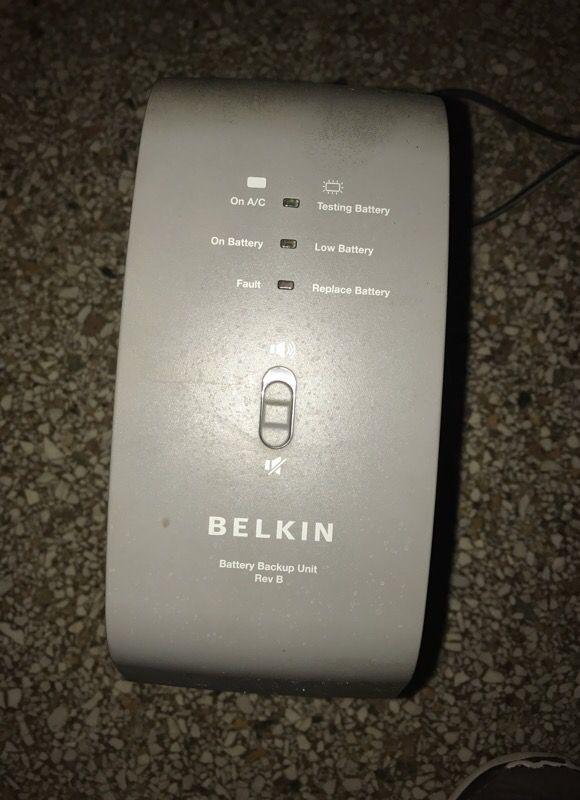 sports shoes 4c8c8 b695e Belkin battery backup unit for Sale in Pembroke Pines, FL - OfferUp