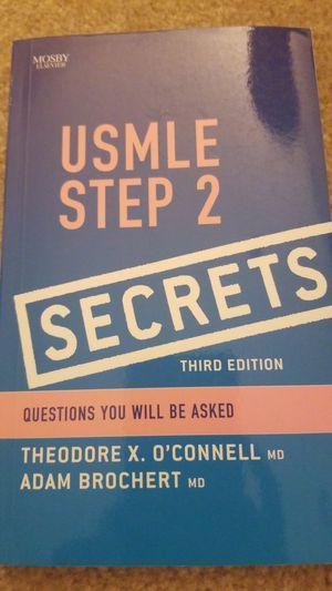 USMLE Step 2 Secrets for Sale in Atlanta, GA