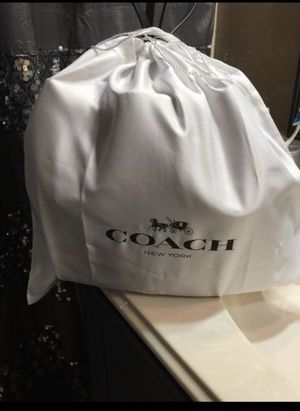 Coach Suede Purse like new. Used 1 time for Sale in Modesto, CA