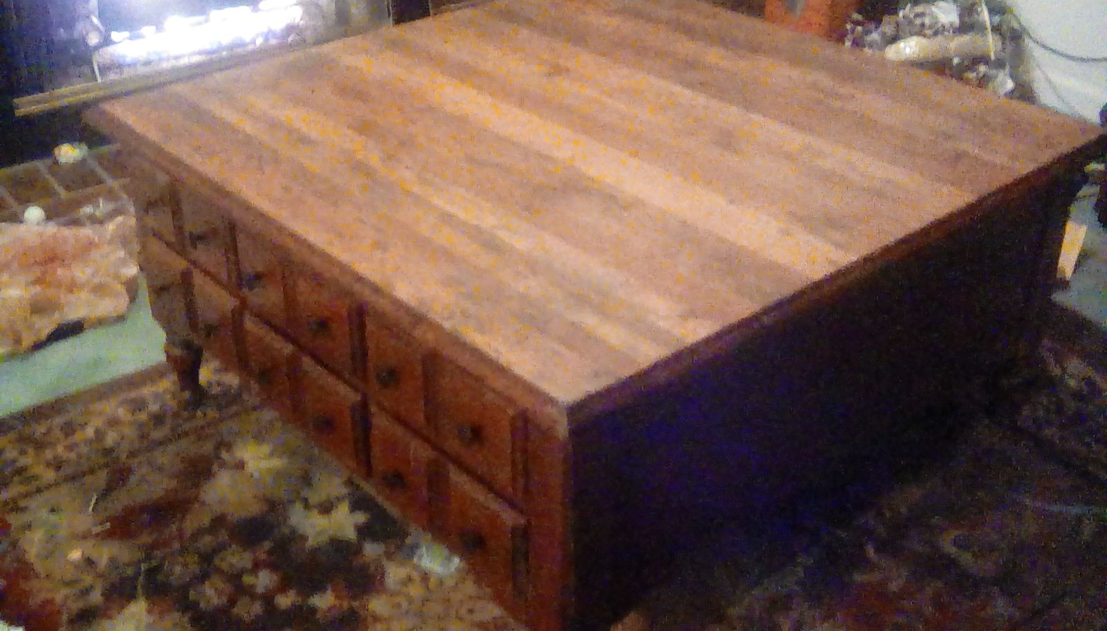 Kincaid Ducks Unlimited Antique Large Coffee Table For Sale In Aurora Co Offerup
