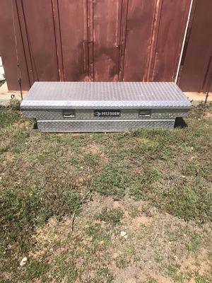 Photo Small truck tool box