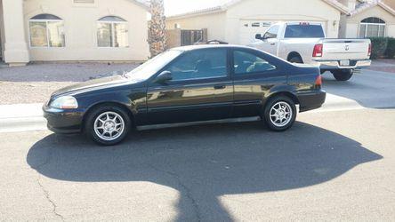 1996 Honda Civic Thumbnail