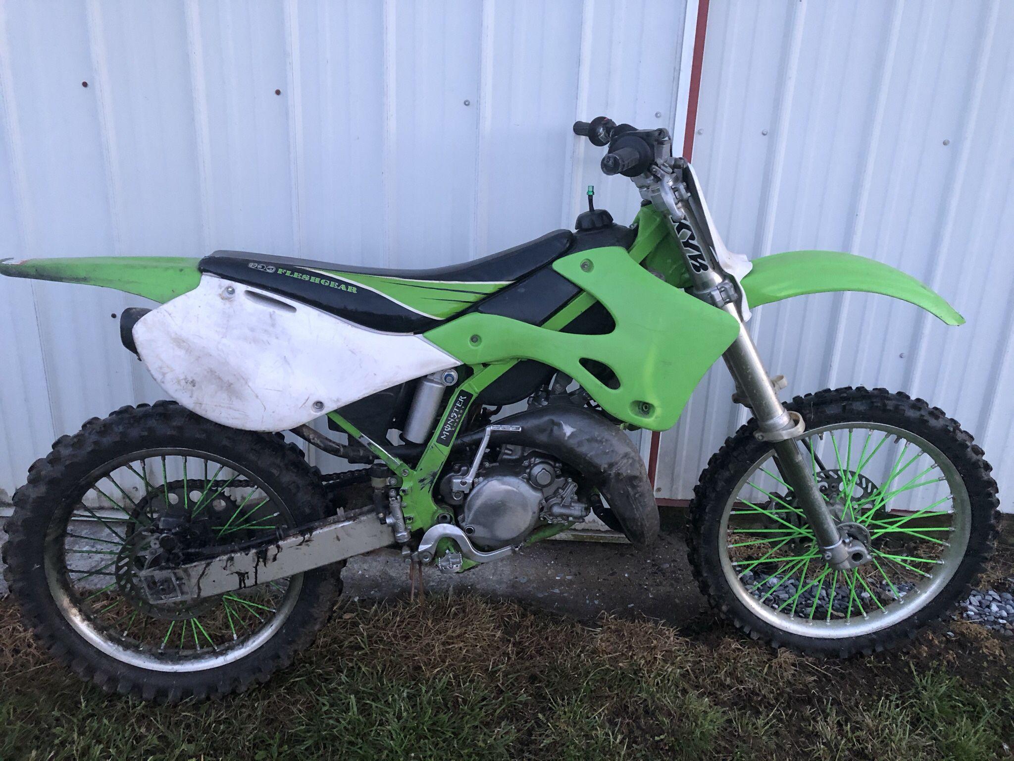 Photo Kawasaki 125cc