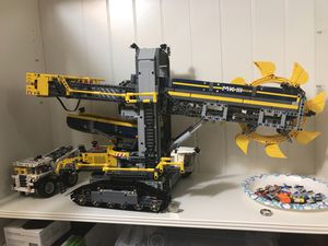 Lego set 42055 for Sale in Oakton, VA