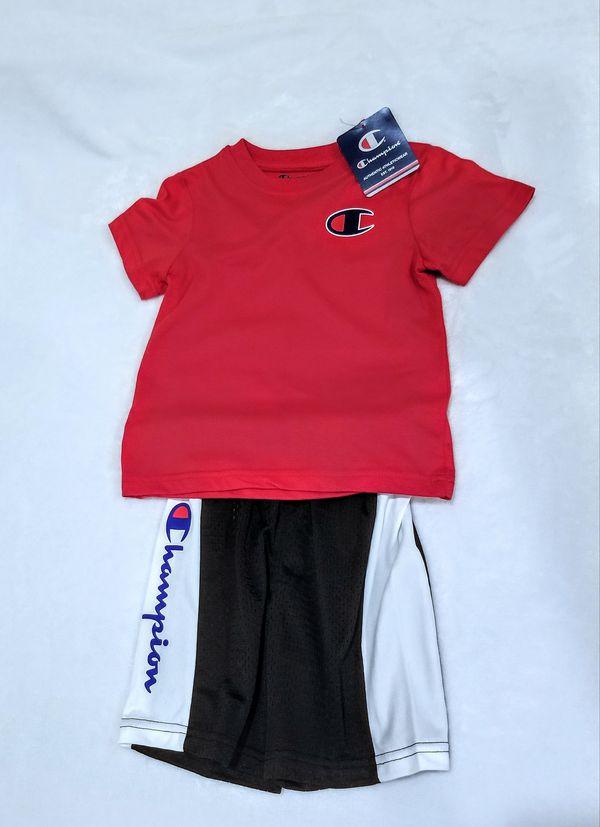 e6d075769034 Kids Champion short set for Sale in Portola Hills, CA - OfferUp