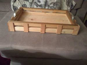 Ottoman tray for Sale in Woodburn, OR