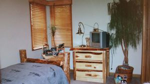 Twin log bedroom set for Sale in Chicago, IL