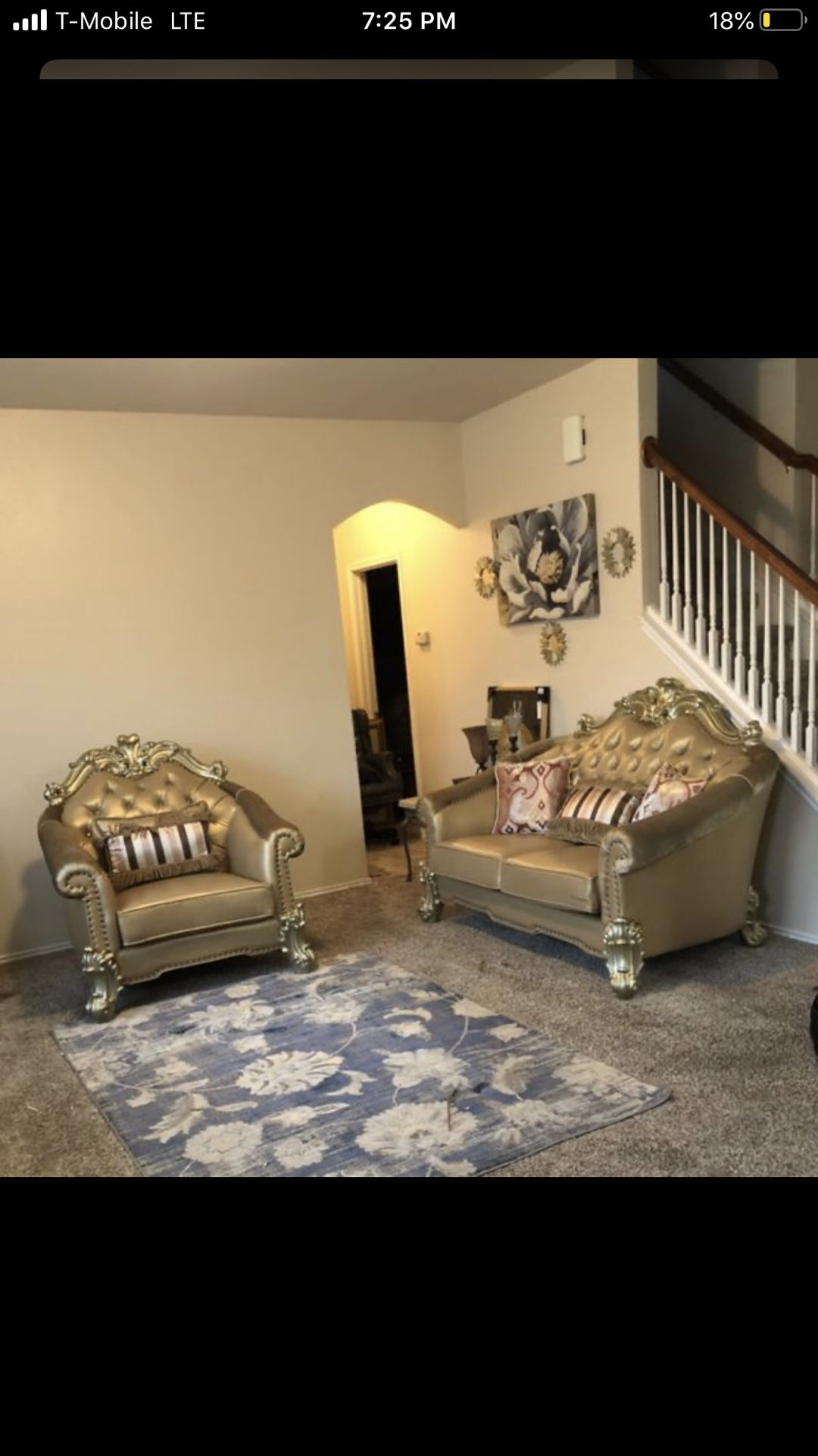 El Rio furniture finance available down payment $39 1456 belt line rd suite 121 Garland tx 75044 Open from 9:30-8:30