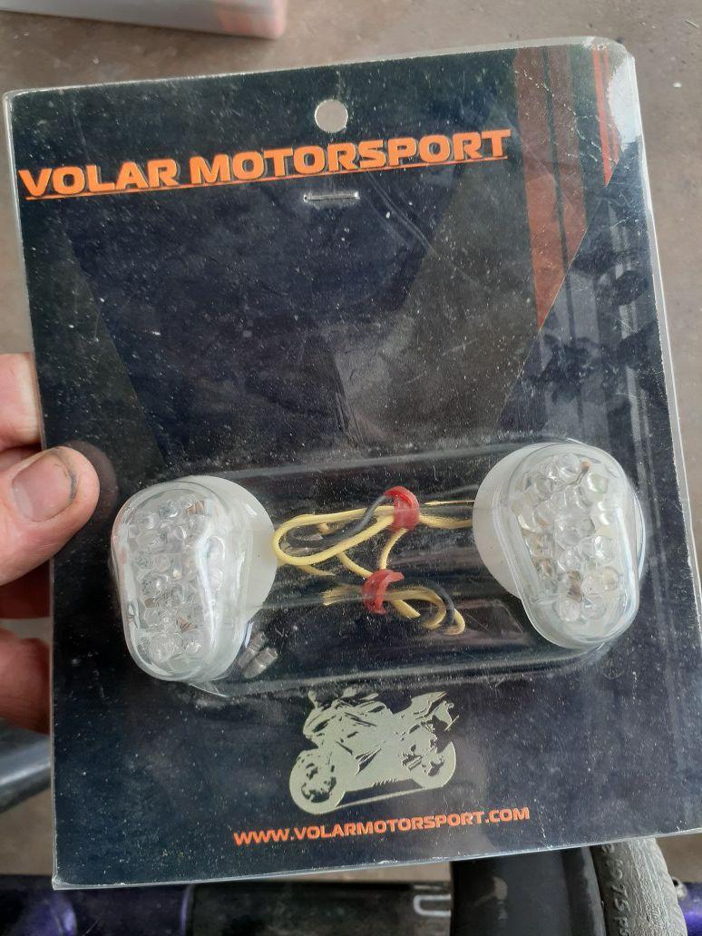 Sportbike led signals