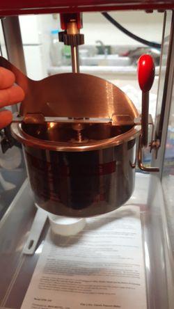 Elite popcorn maker 2.5oz Thumbnail