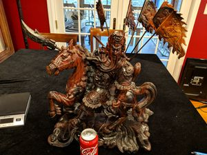 Asian Guan Gong Yu Warrior for Sale in Vienna, VA