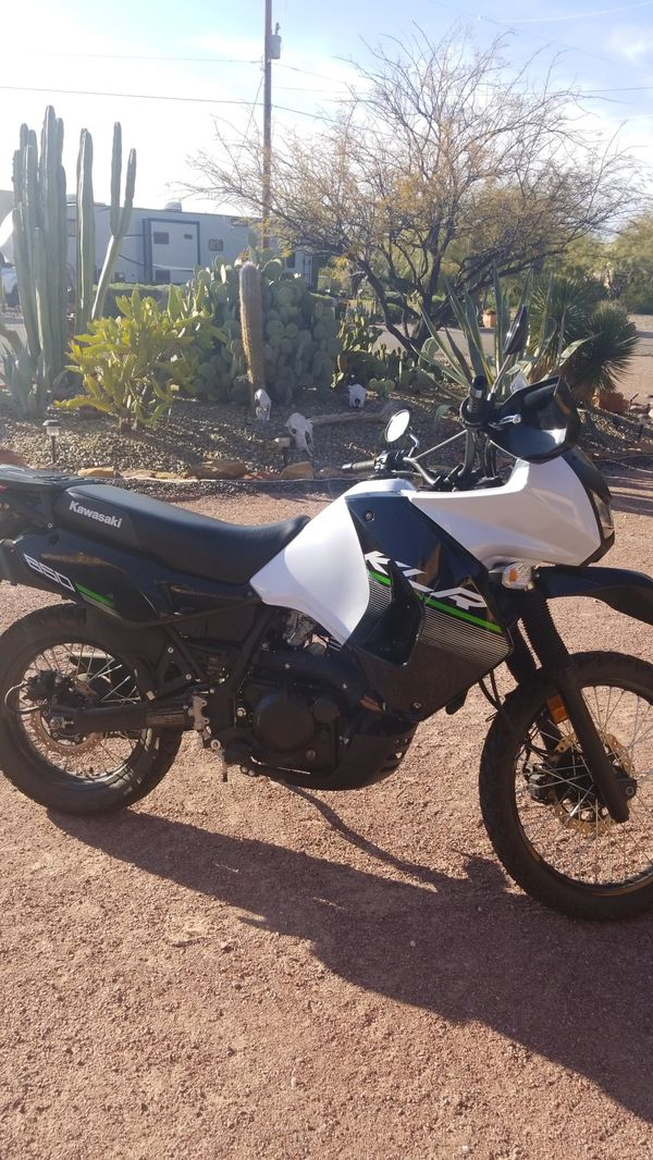 Kawasaki 650klr
