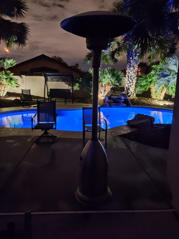 Patio Heater Stainless Steel For Sale In Chandler Az