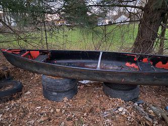 Coleman canoe Thumbnail