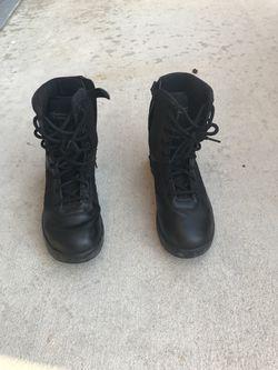 Tactical Boots size 8.5 mens/ 10.5 womens Thumbnail