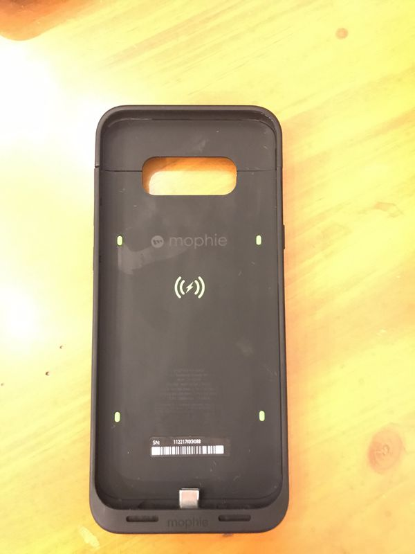 pretty nice bea87 d3a01 Mophie Juice Pack External Baterriy Case for Samsung Galaxy S8+ for Sale in  Lutz, FL - OfferUp