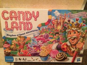 Candy land board game for Sale in Fairfax, VA
