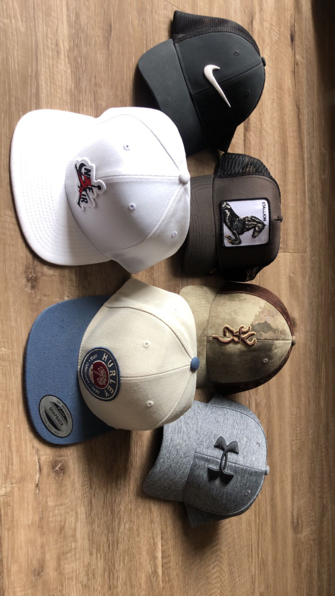 Hats Fitted/SnapBack