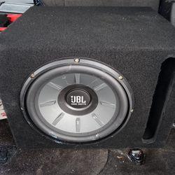 JBL Speakers. Box  Thumbnail