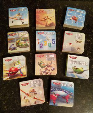 Disney Pixar Planes Mini Board Books for Sale in Sterling, VA