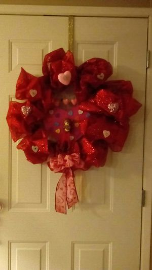 Valentines Day wreath for Sale in Nashville, TN