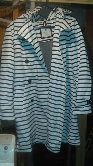 Tommy Hilfiger Rain Jacket for Sale in Hyattsville, MD