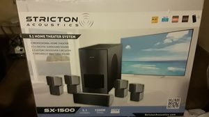 5.1 Home Theater System for Sale in Tampa, FL