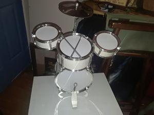 Desk top mini drum set for Sale in New Smyrna Beach, FL