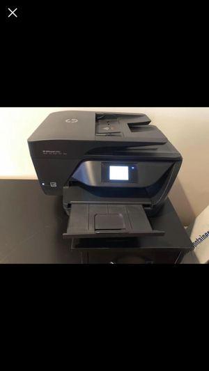 HP printer and computer desk for Sale in Lincolnia, VA