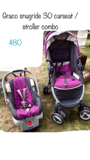 Graco Car Seat Stroller Combo For Sale In NY US