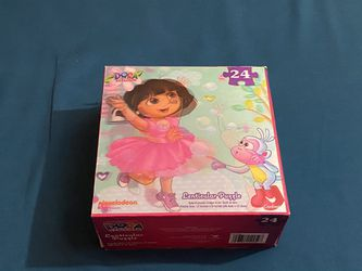 Dora puzzle Thumbnail