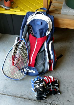 Racquetball gear for Sale in Chapel Hill, NC